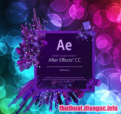 Download After Effects CC 2014 v13.1 Full Crack