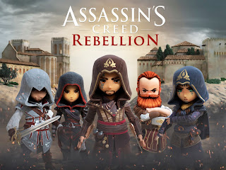 Assassin creed Rebellion out on Android
