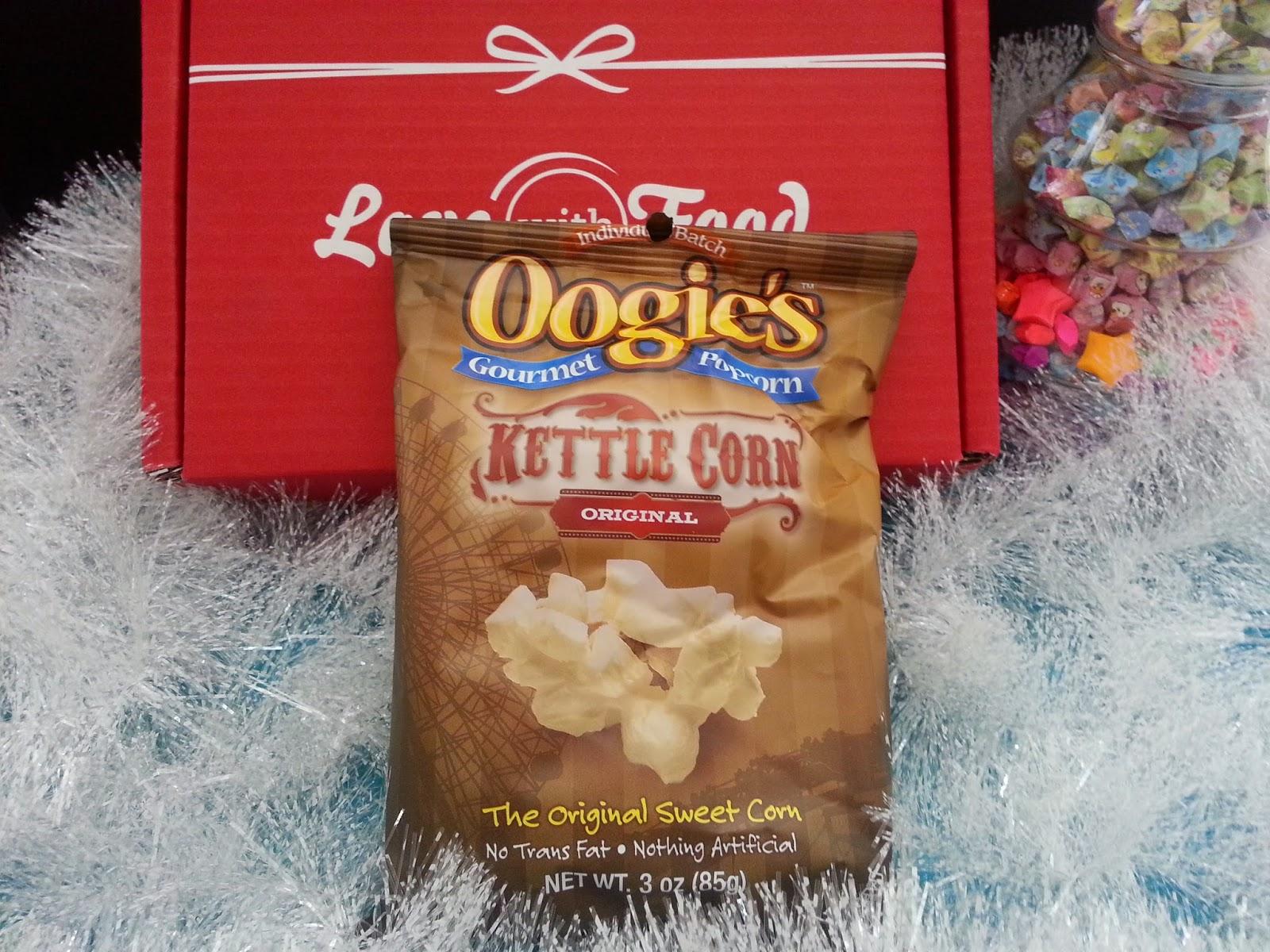 Oogies Kettle Corn
