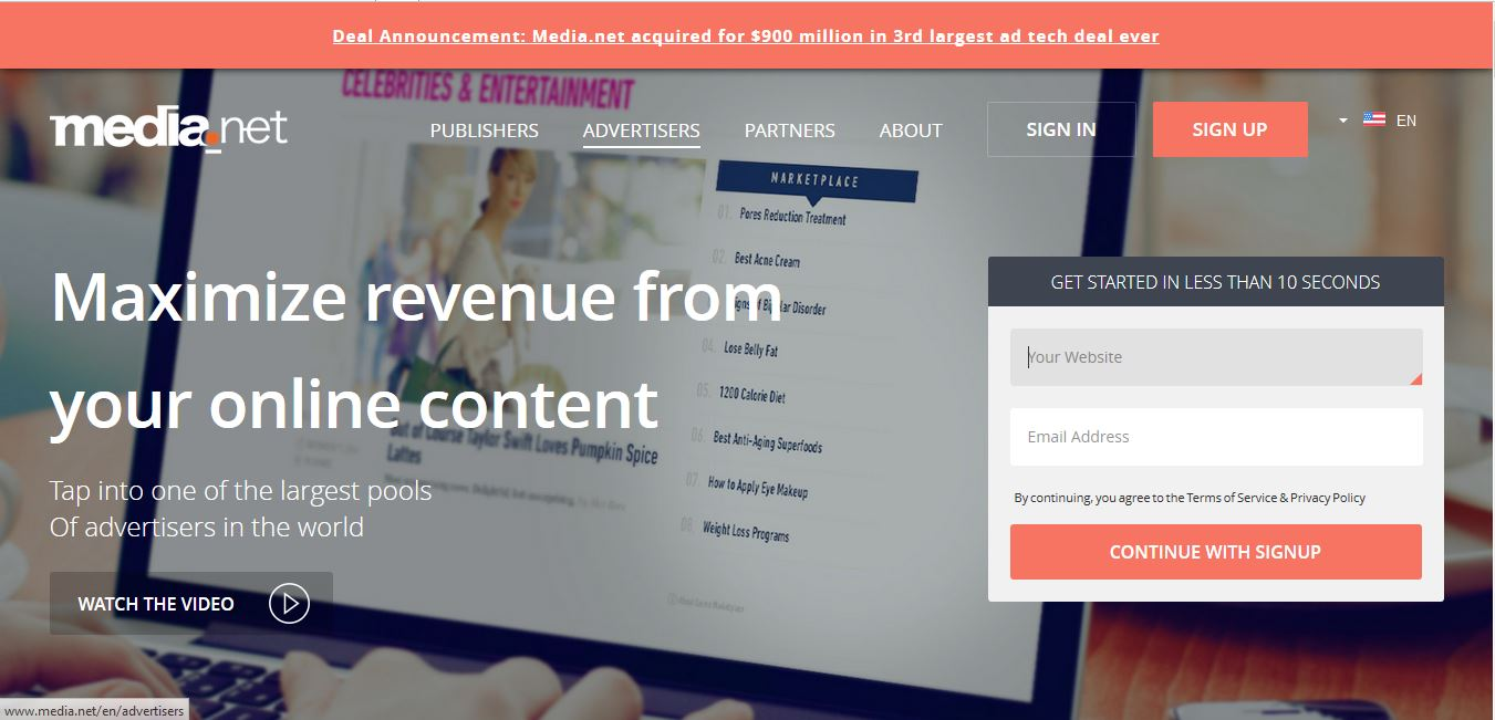 Media.Net Reviews: Best Adsense Alternative for bloggers and webmasters