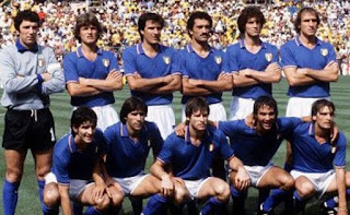 FIFA ,World Cup, Spain, 1982, italy, winners, champions, wins, west germany, team photo,  final match.