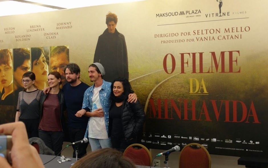 """Selton Mello e elenco falam sobre """"O Filme da Minha Vida"""""""