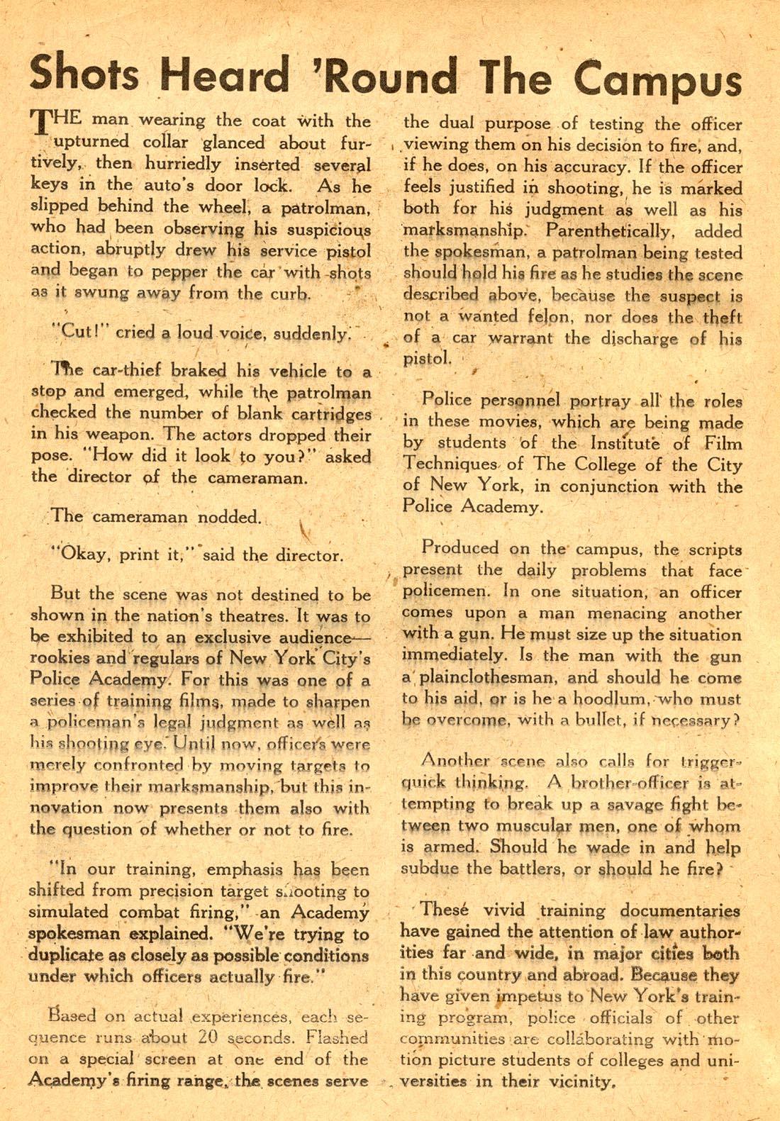 Read online Detective Comics (1937) comic -  Issue #255 - 24