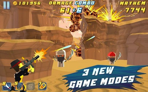 Major Mayhem for Android Apk free download