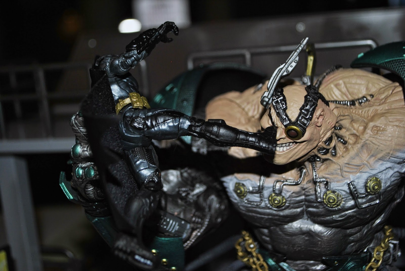 Dsc on Dc Universe Killer Croc Toys