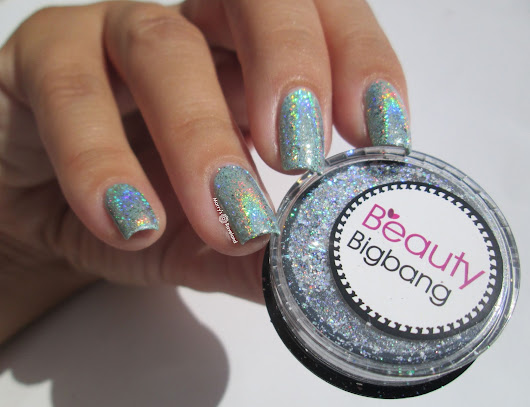 Beauty Big Bang Galaxy Holo Flakes