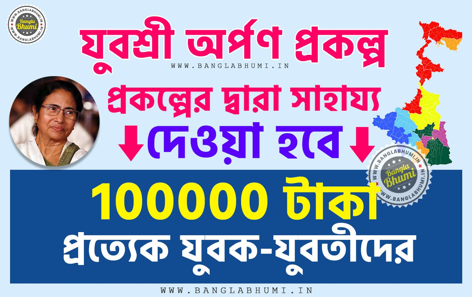 Yuvashree Arpan Scheme for West Bengal Youth