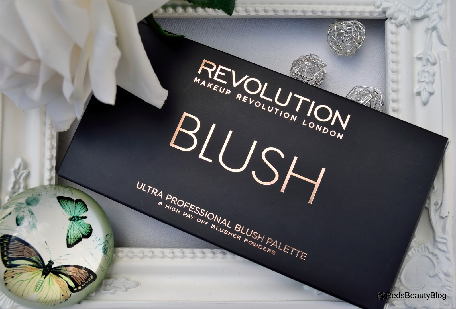A picture of Revolution London Blush in Sugar and Spice