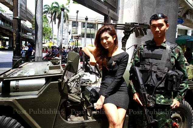 The coup in Bangkok
