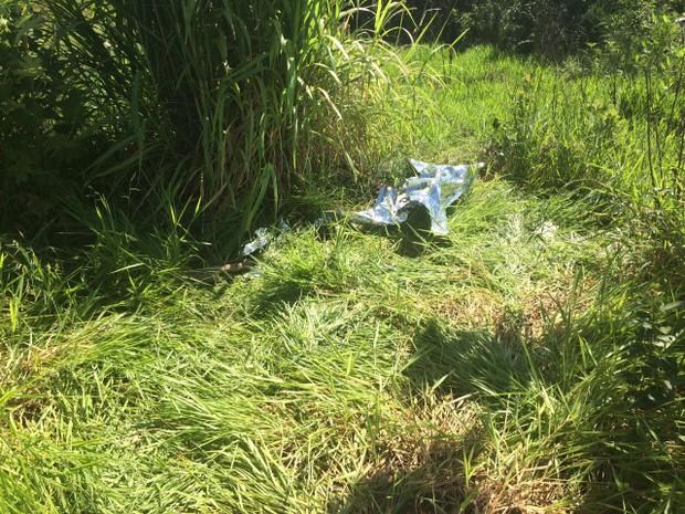 Adolescente é morta em matagal