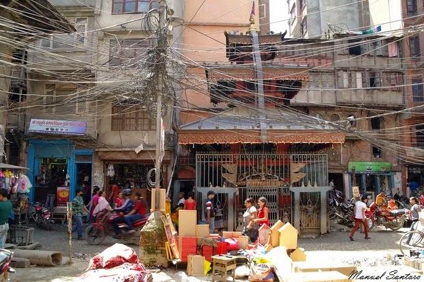 Kathmandu, Tempio di Ungratara