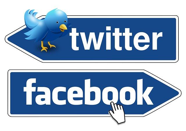 Cara Buat Status Terbalik di Facebook dan Twitter
