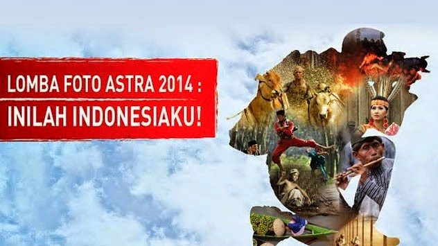 Lomba Foto Astra 2014