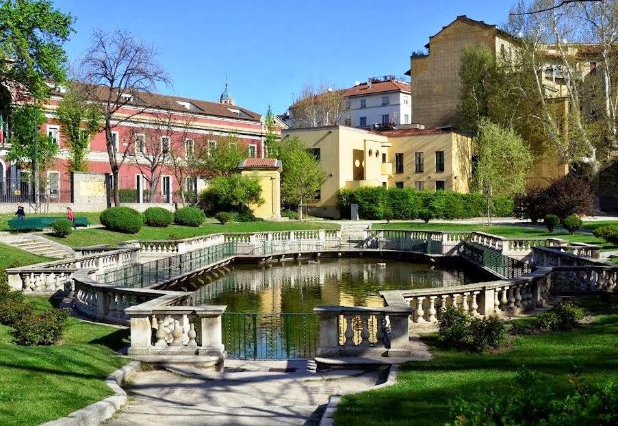 Giardini della Guastalla Milão Jardim