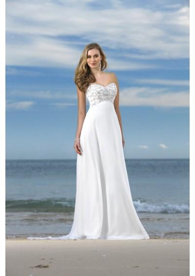 Cheap Simple Wedding Dresses For The Beach Dress S