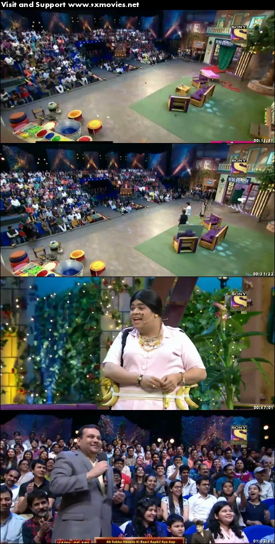 The Kapil Sharma Show 04 March 2017 HDTV 480p