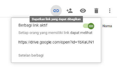 Link Google Drive