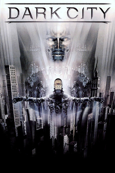 Nonton Dark City (1998)