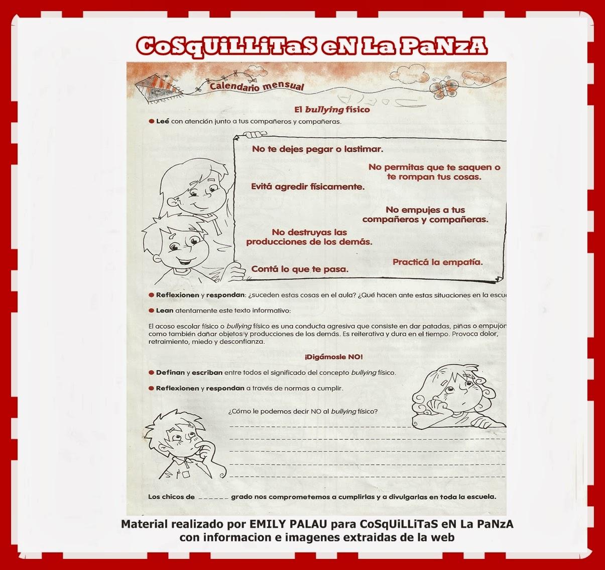 Único Bullying Para Colorear Imagen - Ideas Para Colorear ...