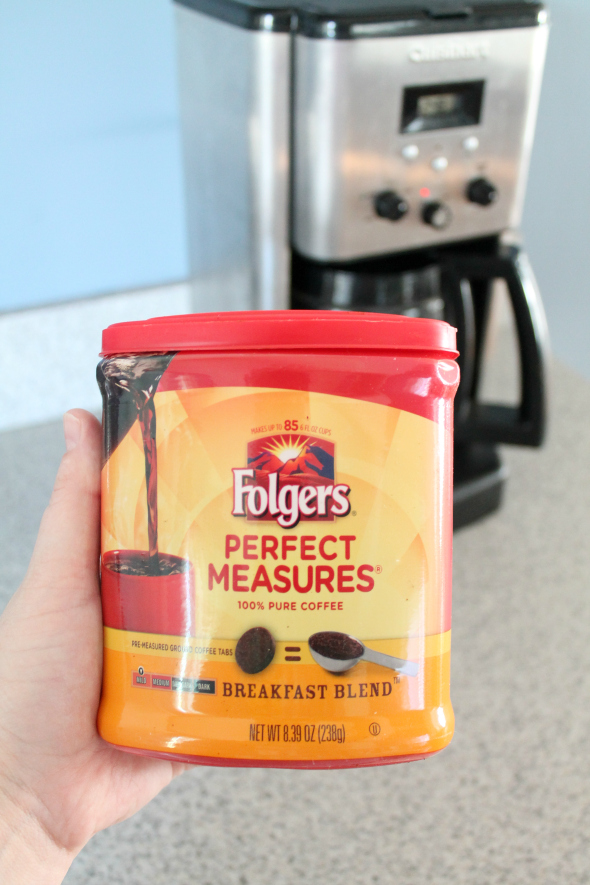 Folgers Perfect Measures in Kansas City