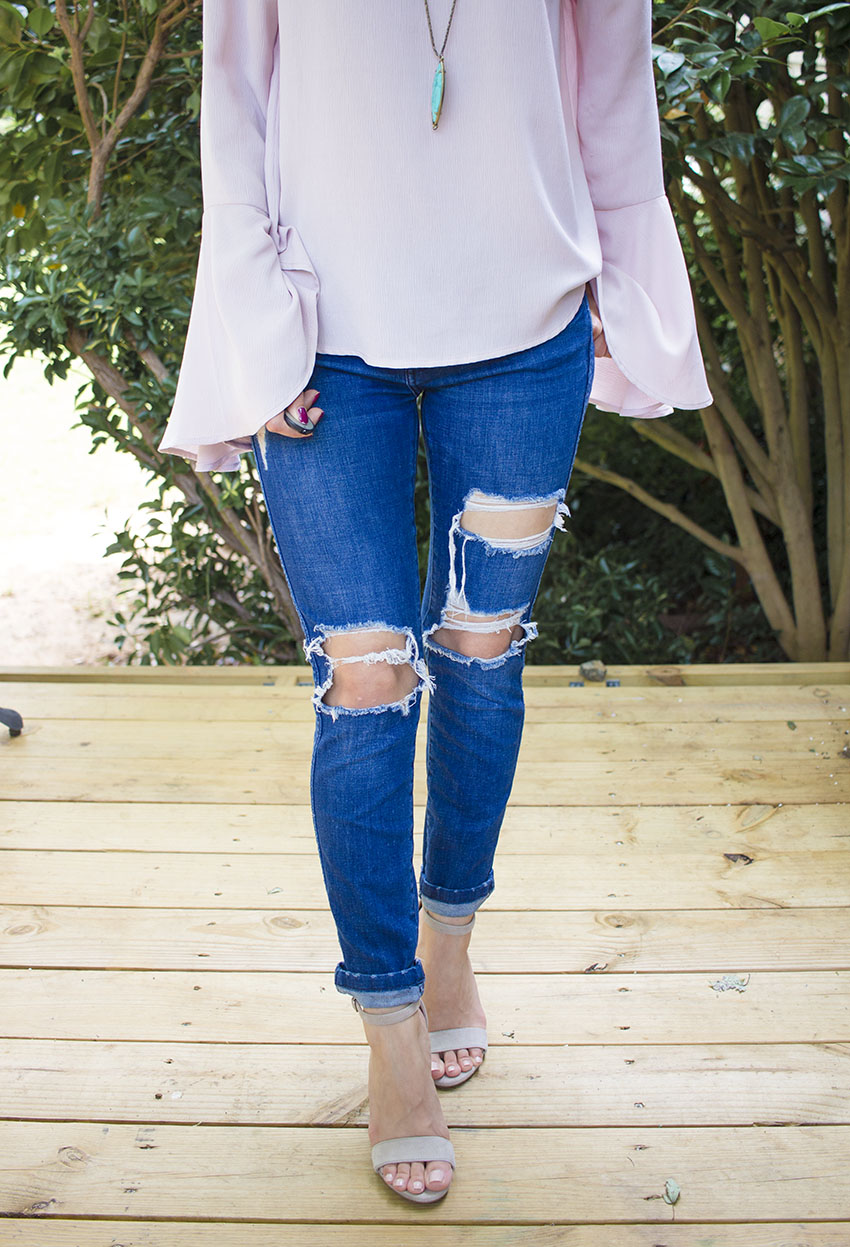 forever 21 ruffle top zara destroyed jeans steve madden carrson sandals kendra scott rocksbox coupon