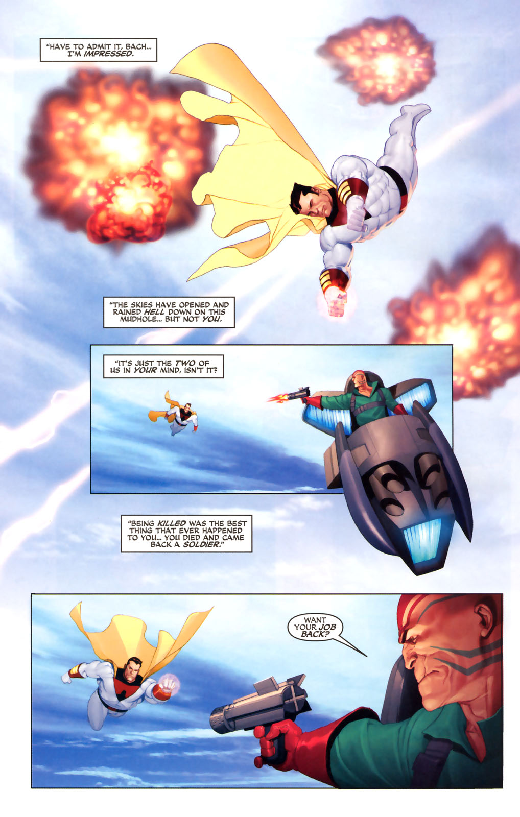 Read online Space Ghost (2005) comic -  Issue #4 - 7