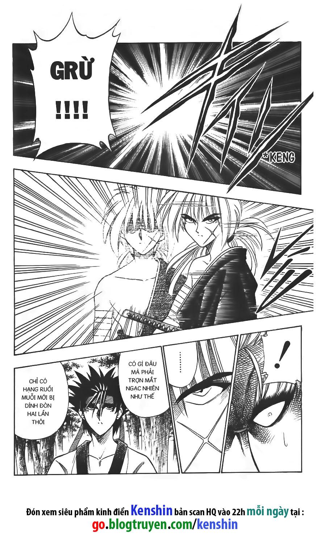 Rurouni Kenshin chap 42 trang 13