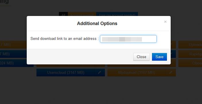 cara menggunakan embedupload.com