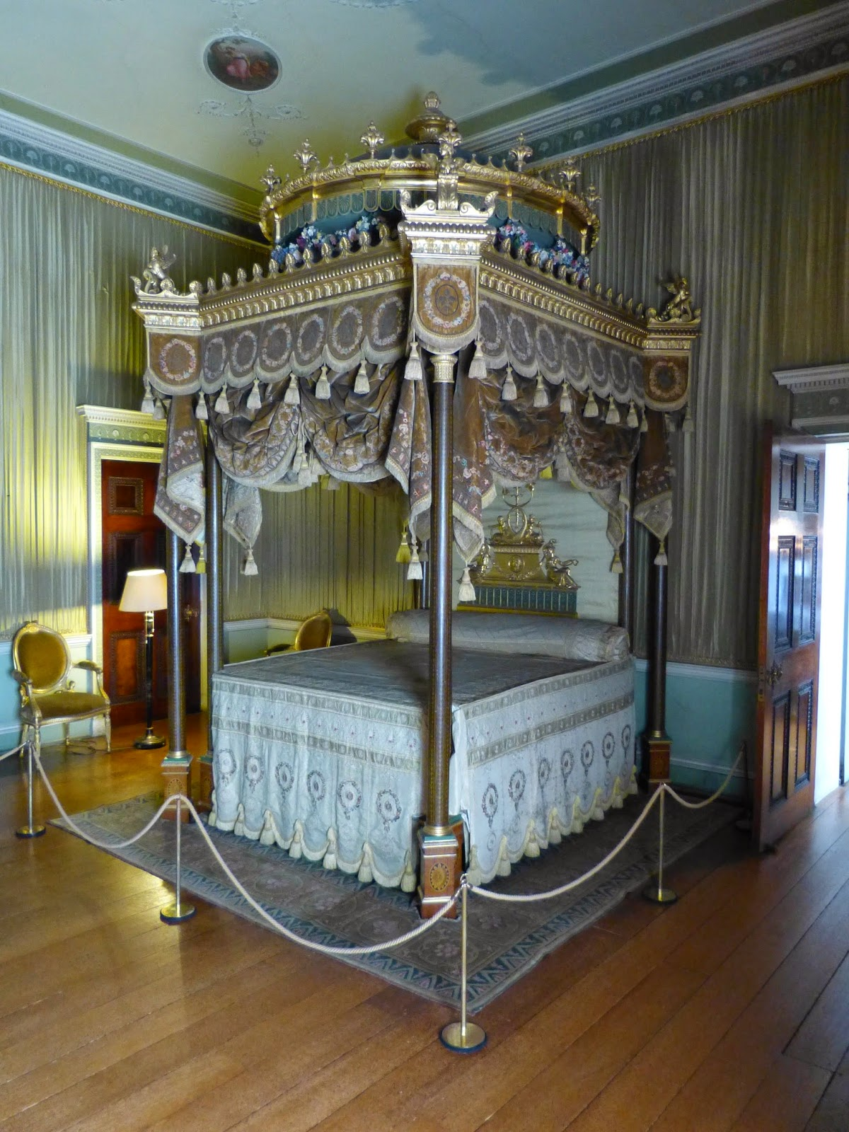 The State Bedchamber, Osterley