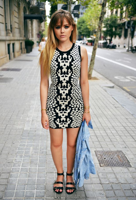 outfit para una cita Verano