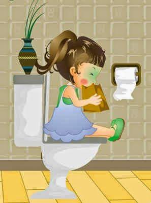 niña con grastroenteritis