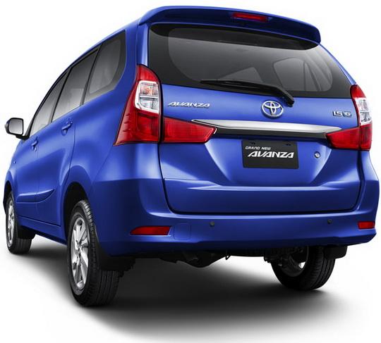 Mesin Grand New Veloz 1.5 Dashboard Avanza Eksterior Toyota Type E G Dan ...