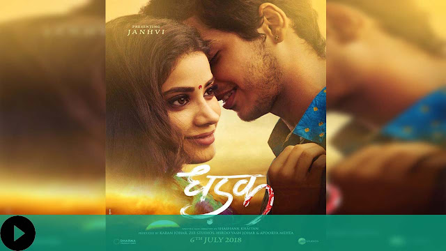 Dhadak Full Movie Watch Online 720p For Free 2018 Download For