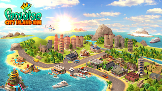 Paradise City Island Sim Mod Apk v1.4.8 (Unlimited Gold)