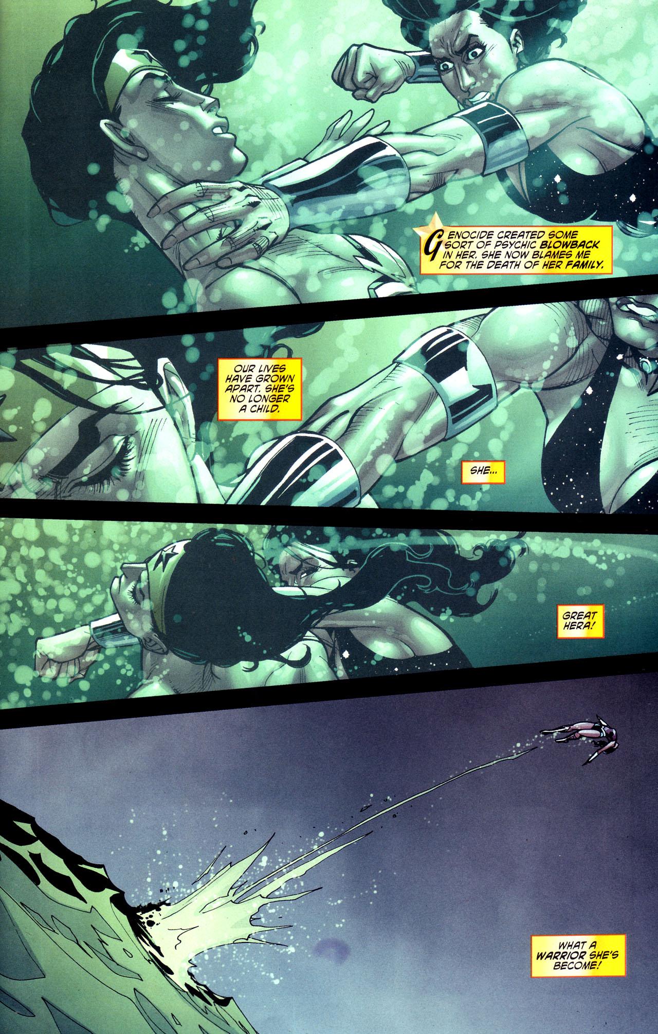 Read online Wonder Woman (2006) comic -  Issue #37 - 18