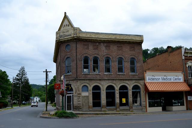 Алдерсон, Західна Вірджинія (Alderson, West Virginia)