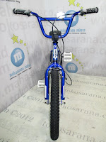Sepeda BMX Pacific Brosway Mag Wheel 20 Inci Blue