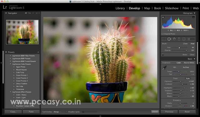 Adobe Photoshop Lightroom 5.7 Full Version Free Download