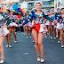 Caporales San Simón Tarija ensayan para el Carnaval de Oruro 2017