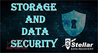 Storage and Data Security Tips in Hindi