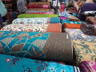 Seragam batik modern 2017 harga grosir pilihan