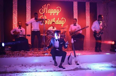 Harmonize - HAPPY BIRTHDAY Video
