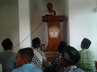 SMP Negeri 1 Larangan gelar Shalat Kusuf Berjamaah