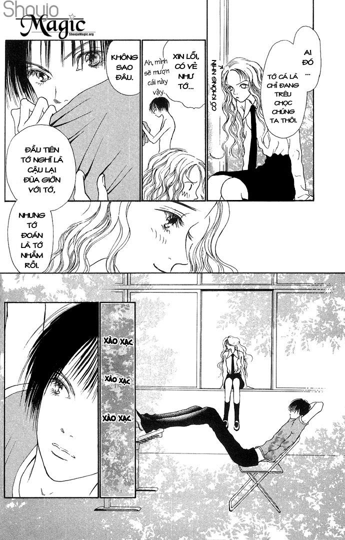 Dengeki Love Machine chap 1 - Trang 30