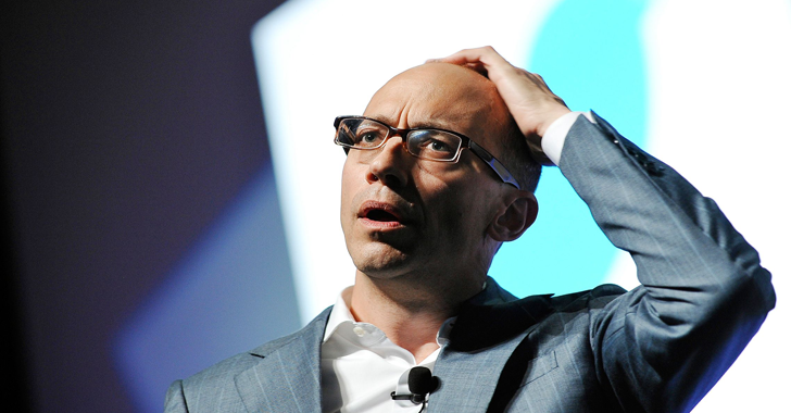 Twitter Ex-CEO Dick Costolo Got Hacked!