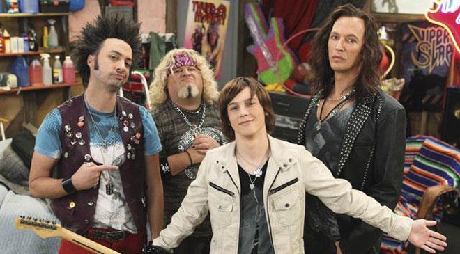 Bizim Rock Grubu Dizi İzle - Türkçe Dublaj Bütün Bölümleri İzle