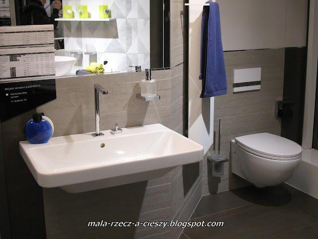 Dylematy przy projektowaniu małej łazienki