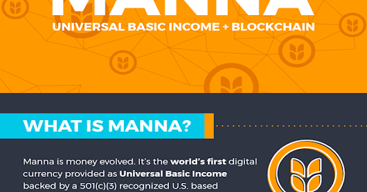 Universal Basic Income Mannabase Free UBI coin every week