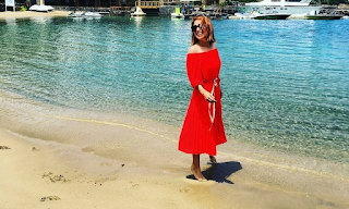 Μαρία Ηλιάκη: Δείτε το απρόοπτο περιστατικό που της «χάλασε» τη μέρα - ΒΙΝΤΕΟ