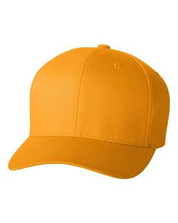 topi baseball kuning